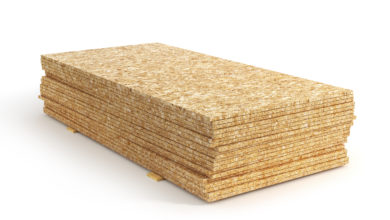 Binders for Oriented Strand Board (OSB)