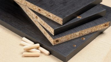 Binders for Particle Board (PB)